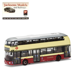 Corgi OM46619A New Routemaster, Go-Ahead London, 88 Camden Town 1 76 Scale