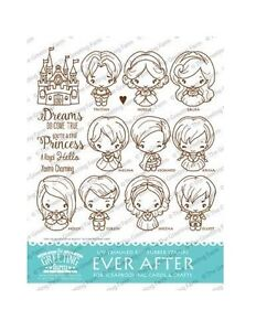 Ever after kit the greeting farm rubber stamp stamping craft image is loading ever after kit the greeting farm rubber stamp m4hsunfo