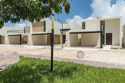 Casa en pre-venta en Mérida Conkal, Mod. Sanje 2HB