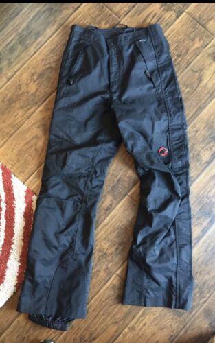 Mammut Stoney Hardshell Pants For Men - Medium