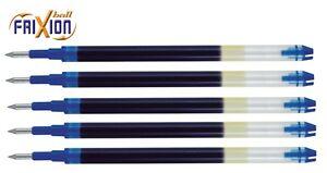 Pilot-Frixion-Erasable-Roller-Ball-Pen-0-7-mm-Fine-Tip-Refill-Blue