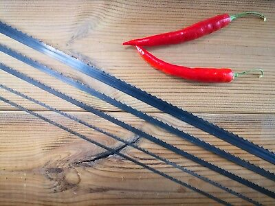 ZuverläSsig Holzbandsägeblatt Flexback Länge 1750 - 1810 Mm Breite Von 6 Bis13 Mm