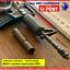 M4A1-Keyring-PUBG-M4-Model-NATO-Assault-Rifle-METAL-Gun-Keychain-M4-gun-keyring thumbnail 1