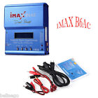 iMAX B6AC 80W LCD Screen Digital RC Lipo NiMh Battery Balance Charger Discharger