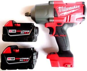 Image Is Loading Milwaukee Fuel 2767 20 18v 1 2 Impact