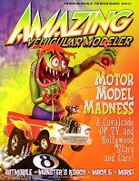 Amazing Vehicular Modeler 1 W/ Mr Gasser + Batmobile + Munster's Koach + Mach 5