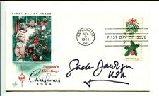Sada Jacobson US Olympic Sliver Bronze Fencing Signed Autograph FDC