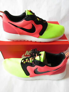 new style 317a6 e0440 Image is loading nike-rosherun-HYP-PRM-QS-mens-running-trainers-