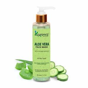 KAZIMA-Aloe-Vera-Face-Wash-210ML-Free-Shipping