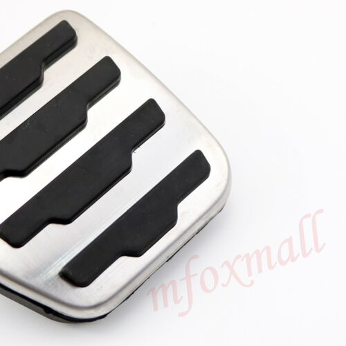 MT Foot Pad Gas Accelerator Brake Clutch Pedal For Land Rover Jaguar Accessories
