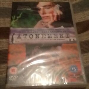 ATONEMENT-DVD-KEIRA-KNIGHTLY-NEW-SEALED