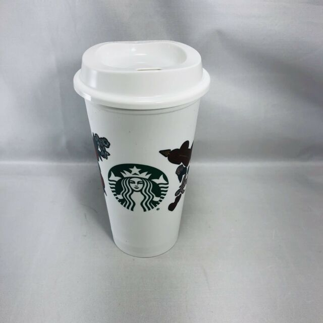 Starbucks Love Reusable Cup Valentine 2019 16oz Grande 50c Off Great Gift New