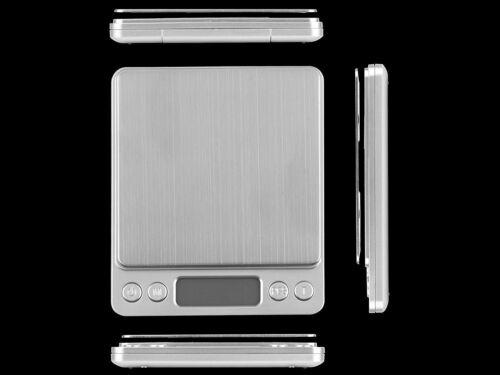 Électronique De Poche Digital LCD Bijoux Or Food Balance 0.01g-500g UK