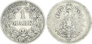 Empire 1 Mark Small Eagle 1881 G S-Ss 49692