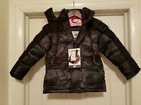 Canada Weathergear Boys Goose Jacket Youth Child 5/6 Retail 145.00