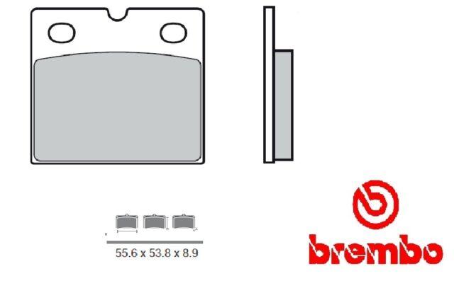Plaquettes Brembo 07bb14 Synt Post Ducati 850 T3 75>