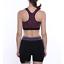 Damen Sport BH Push Up Bra Comfort Bustier Yoga Stretch Fitness Tops Neon Farben