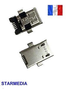 Connecteur de charge USB pour Asus ZenPad 8 Z380BK (30F) AD6x1L3o-08140626-787176633