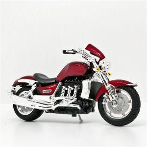 Bburago-1-18-Triumph-Rocket-III-MOTORCYCLE-BIKE-DIECAST-MODEL-NEW-IN-BOX