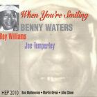 When You're Smiling by Benny Waters (CD, Aug-1997, Hep (UK))