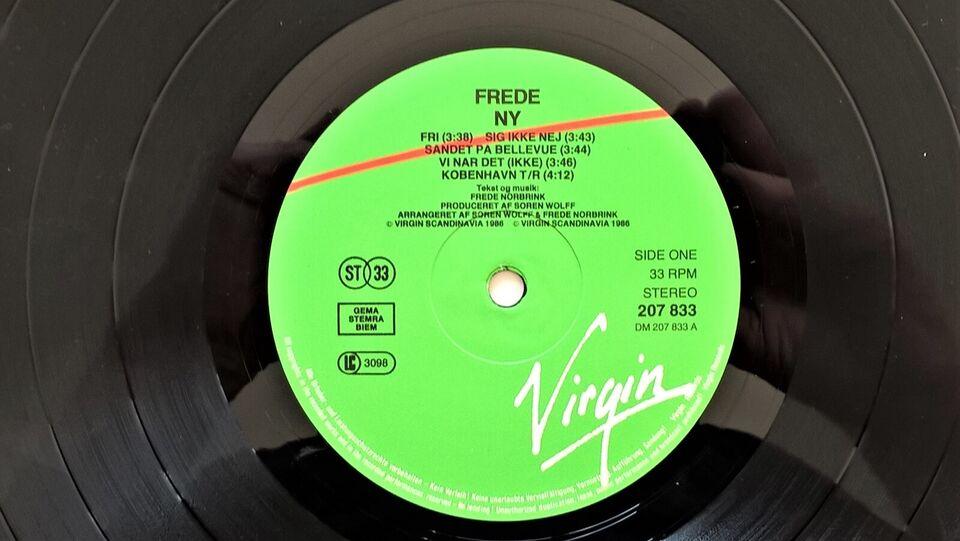 LP, Frede Fup, Nu