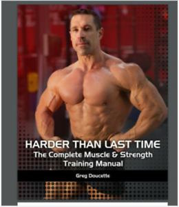 Greg Doucette Harder Than Last Time! Complete Muscle ...