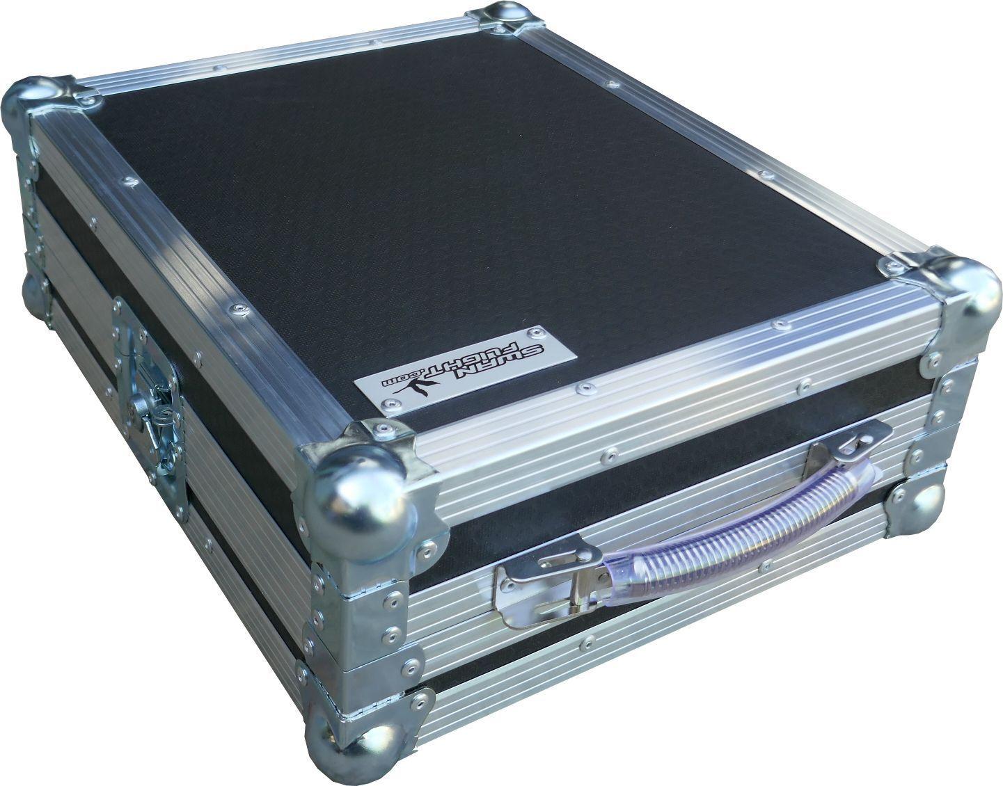 Allen & Heath Zed Sixty-10FX Mixer Swan Flight Case (Hex)