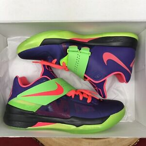 "Nike Zoom KD IV ""Joker"" Custom | Ponerse"