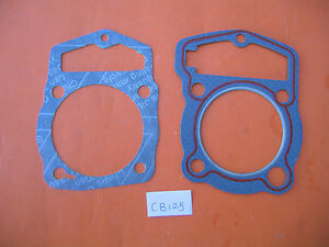 cylinder gasket head base gaskets for honda cb 125 4. Black Bedroom Furniture Sets. Home Design Ideas