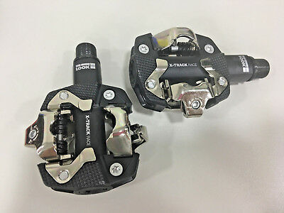 Bicycle Pedal MTB Bike Self-Locking SPD Pedal Clipless Pedal Platform Adap X8P9