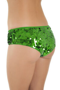 Panties-Sparkle-Panty-Sequins-Shiny-Underwear-Costume-Dance-Briefs-Lingerie-Glam
