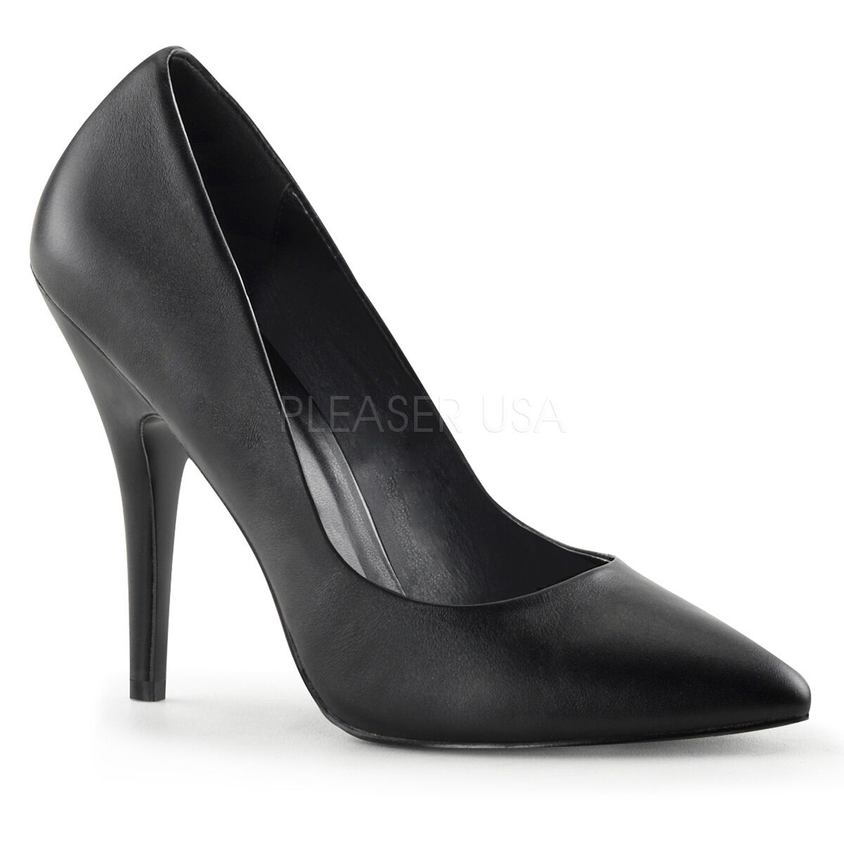 Pleaser Seduce-420 Damenschuhe Pointy Schuhes Court Sexy Stiletto High Heels Pointy Damenschuhe Toe New 75fe88