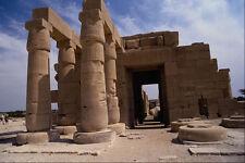 555080 Ramasseum Egypt A4 Photo Print