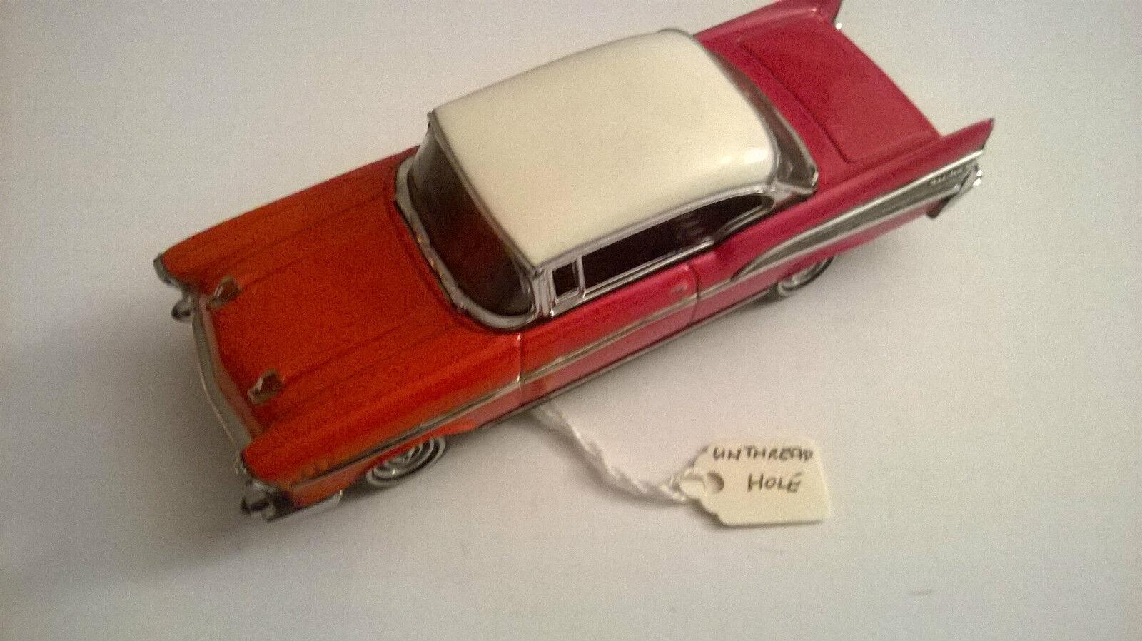 RARE PrePro DY-02 Chevrolet, red   white, bigger gap, Matchbox, Dinky, no Box