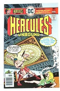 Hercules-Unbound-5-Gerry-Conway-Wally-Wood-DC-Comics-F-F