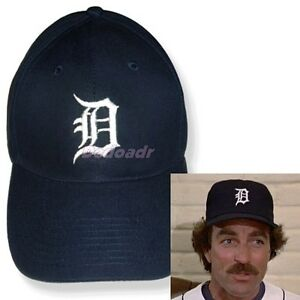 Image is loading Magnum-P-I-Detroit-Tigers-Embroidered-Hat-Baseball-Logo- 6ac94c62274a