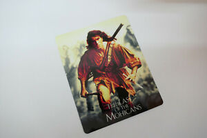 THE LAST OF THE MOHICANS - Steelbook Magnet Cover (NOT LENTICULAR)
