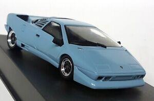ALTAYA-1-43-Escala-Lamborghini-P-132-Azul-1986-Diecast-Modelo-Coche