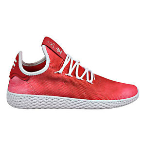 e35f551f48592 Adidas Pharrell Williams Hu Holi Tennis Hu Mens Sneakers Red White ...