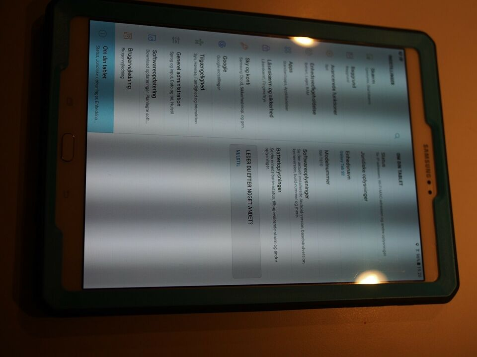 Samsung, Galaxy Tab S2, 9,7 tommer