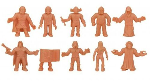 George Gaspar OCT TOYS Set of 10 CARDED SUCKLE Figure Set SERIES 1 SUCKLORD