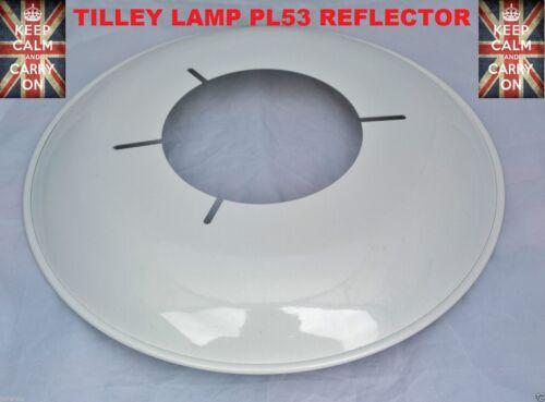 TILLEY LAMP REFLECTOR PL53 PARTS PARAFFIN LAMP KEROSENE LAMP CAMPING LAMP SPARES