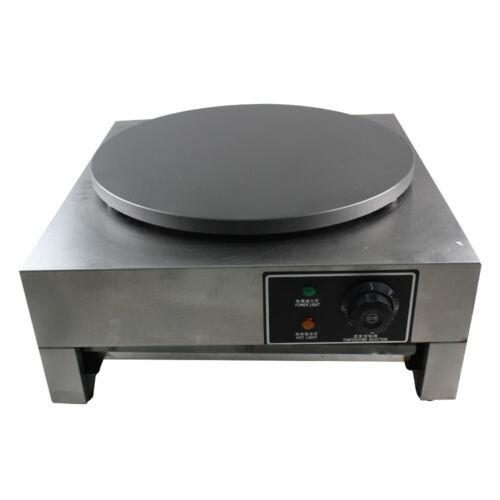 3 kW crepesplatte Crepesmaker Crêpes crepeseisen crepesgerät crepe 40 cm plaque de