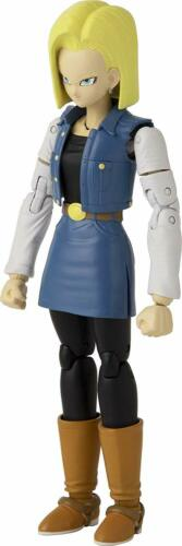 Dragon Ball Super Dragon Stars Android 18 Action Figure