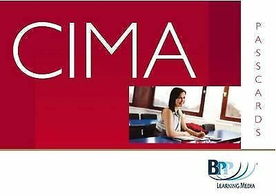 (Very Good)-CIMA - P5: Integrated Management: P5: Passcards (Spiral-bound)-BPP L
