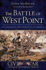 The Battle of West Point: Confederate Triumph at Ellis Bridge by John McBryde (Paperback / softback, 2013)