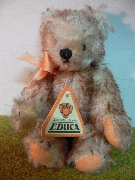 Educa Educa Educa Teddy ca.15 cm mit aprikotfarbener Schleife f24ac3