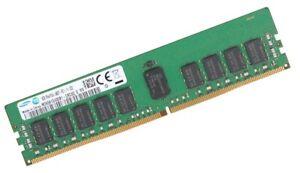 Samsung 8GB DDR4 2400 MHz ECC Registered M393A1G40DB1-CRC 1Rx4 PC4-2400T-R
