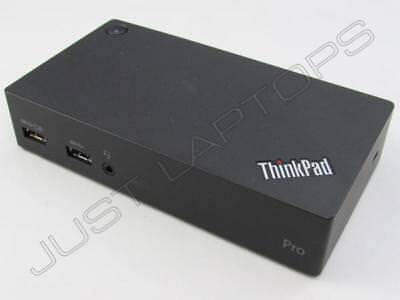 Lenovo DK1522 ThinkPad Pro Dock 03X7130 40A7 03X6897 w// USB 3.0 Cable
