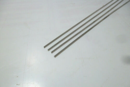 Aluminium Solid Ø 2mm x 245mm round Rod Aluminium 9819